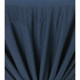 """Skirting mit Kellerfalte """"Excaliber"""" 490 cm marineblau"""