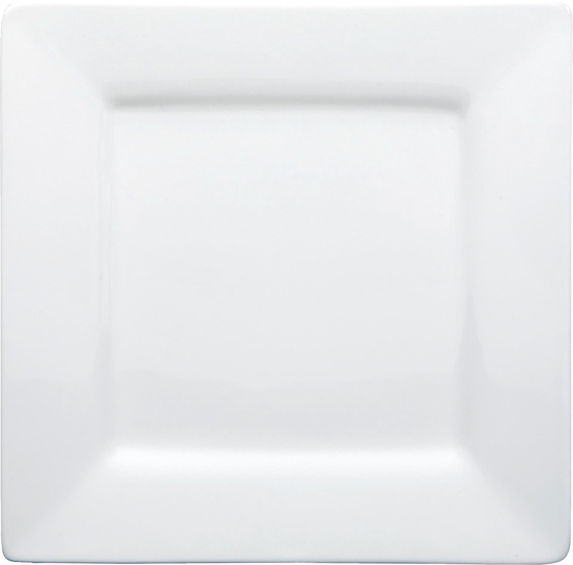 """Teller flach """"Quattro"""" 25,5 cm"""