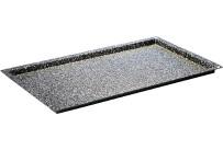 Konvektomatenblech GN 1/1 Granit-Emaille 4 cm