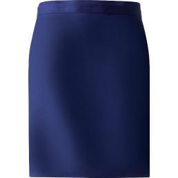 Vorbinder 90 x 50 cm dunkelblau