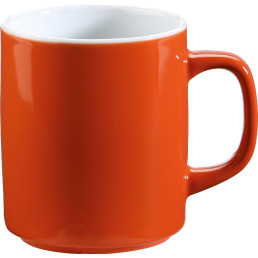 "Kaffeebecher ""System color"" 0,3 l orange"