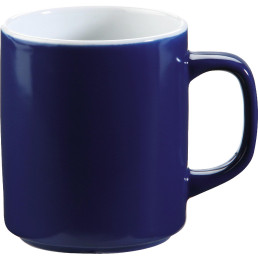 "Kaffeebecher ""System color"" 0,3 l blau"