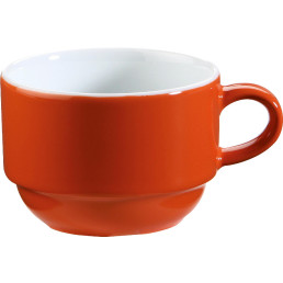 "Tasse ""System color"" 0,18 l orange"