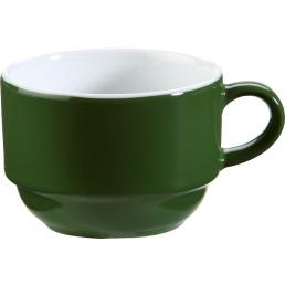 """Tasse """"System color"""" 0,18 l grün"""