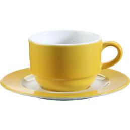 Tasse untere 'System color' gelb