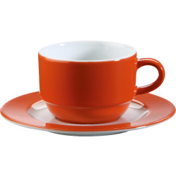 "Untertasse ""System color"" ø 15 cm orange"