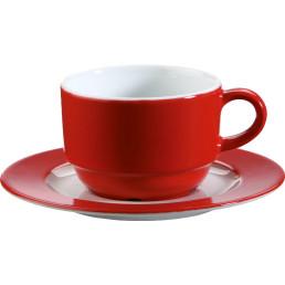 Tasse untere 'System color' rot