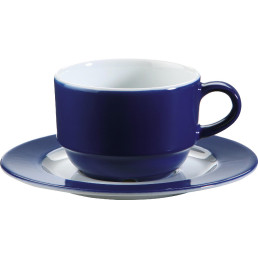 "Untertasse ""System color"" ø 15 cm blau"