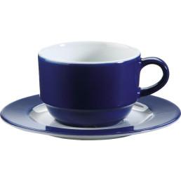 Tasse untere 'System color' blau