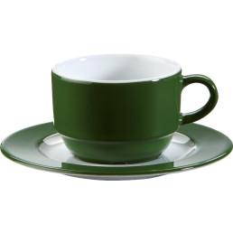 Tasse untere 'System color' grün