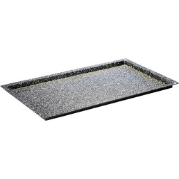 Konvektomatenblech GN 1/1 Granit-Emaille 2 cm