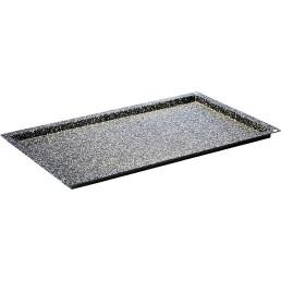 Konvektomatenblech GN 2/3 Granit-Emaille 2 cm