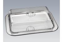 Serviertablett / Schlemmerplatte mit Frischhaltehaube