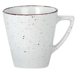 "Kaffee- / Cappuccinotasse ""Granja"" weiß"