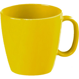 "Tasse ""Colour"" gelb"