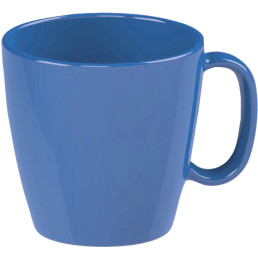 "Tasse ""Colour"" blau"
