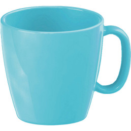 "Tasse ""Colour"" hellblau"