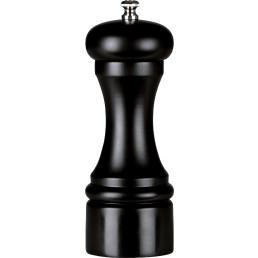 Pfeffermühle 16 cm schwarz