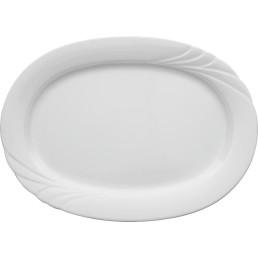 """Platte oval """"Ambiente"""" 32 cm Hotelporzellan"""