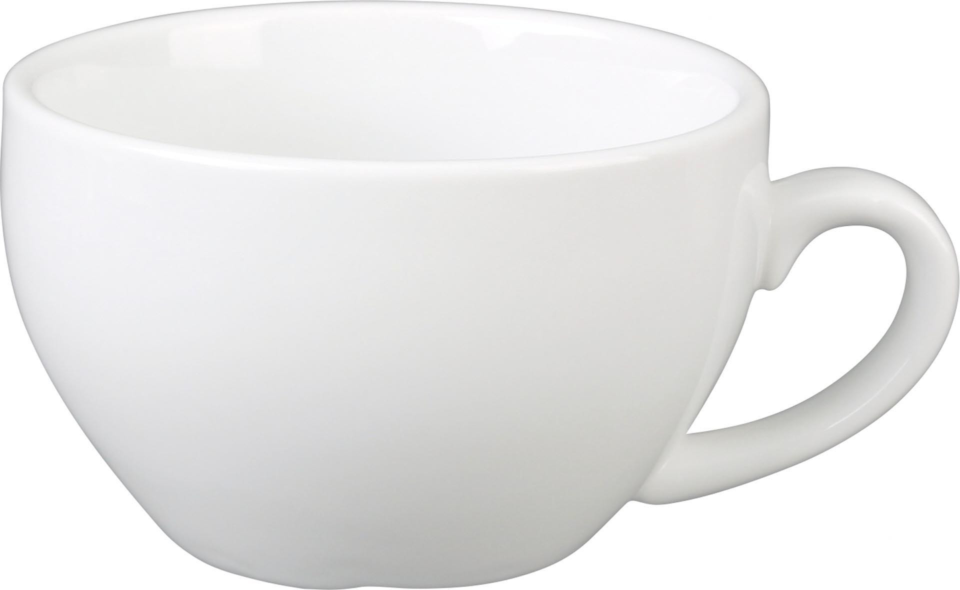 "Cappuccinotasse ""Café"""