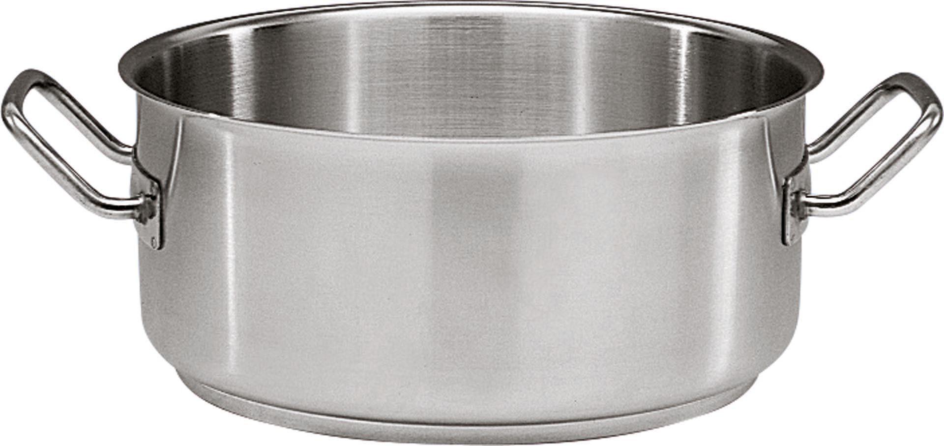 """Bratentopf flach """"Cookmax Economy"""" 20 cm"""