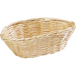 Brot- / Servierkorb oval