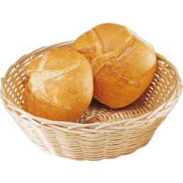 Brot- / Servierkorb rund