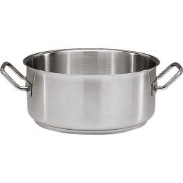"""Bratentopf flach """"Cookmax Economy"""" 24 cm"""