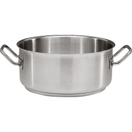 """Bratentopf flach """"Cookmax Economy"""" 32 cm"""