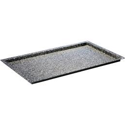 Konvektomatenblech GN 1/1 Granit-Emaille 6 cm