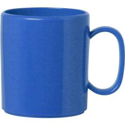 Becher mit Henkel blau