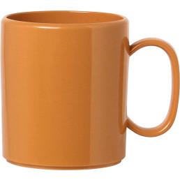 """Becher mit Henkel """"Colour"""" orange"""