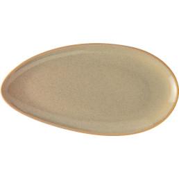 "Platte flach oval ""Vida"" 32 cm"