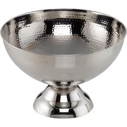 """Champagner Bowl """"Hammerschlag"""" ø 39,3 cm"""