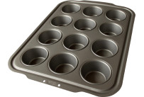 Backform für 12 Muffins