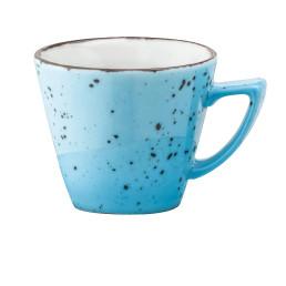 "Kaffee- / Cappuccinotasse ""Granja"" aqua"