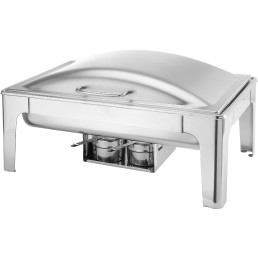 Chafing Dish 1/1 GN, Satiniert