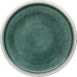 """Porzellan Serie """"Samoa"""" blau Teller flach Ø26cm"""