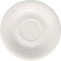 "Porzellanserie Bone China ""NEVE"" Tasse untere Kaffee Ø15cm"