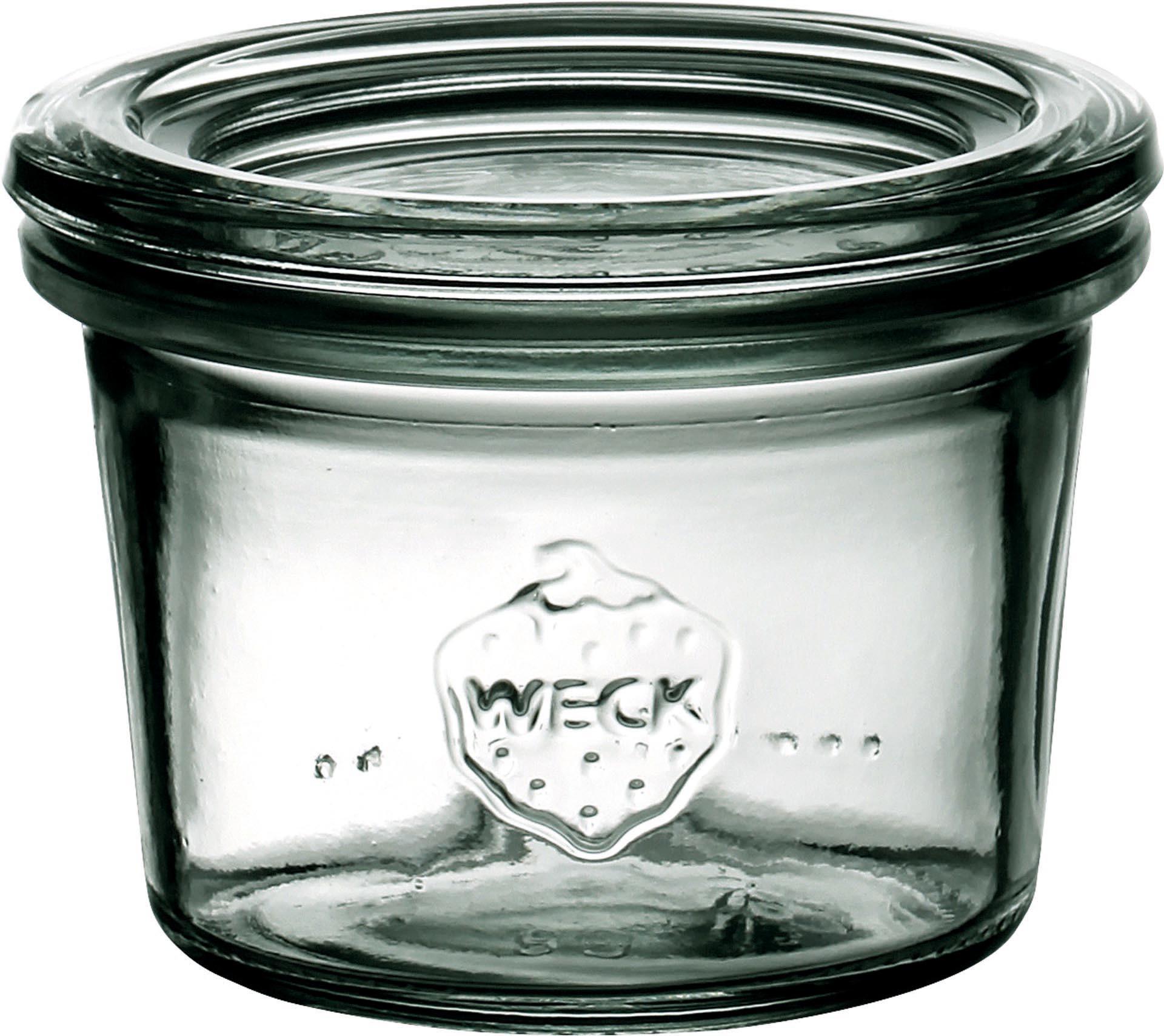 """Weckglas """"Mini-Sturz-Form"""" 80 ml"""