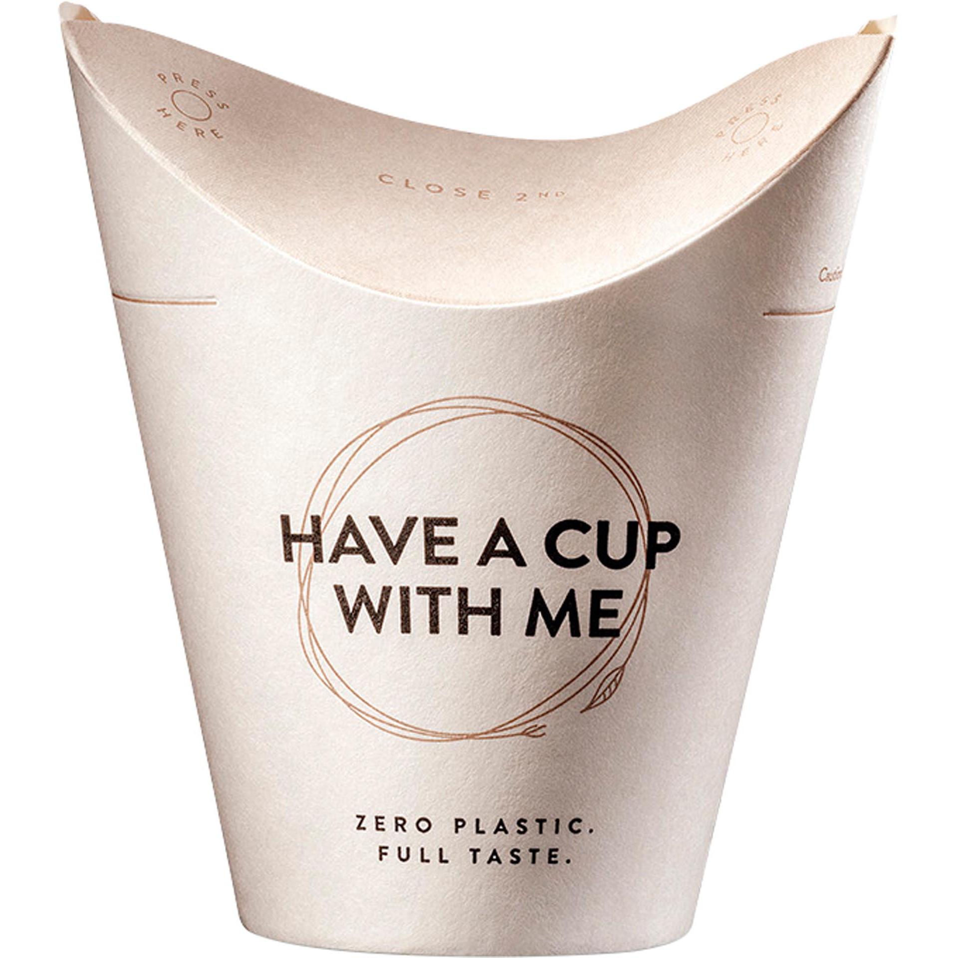 "Kartonbecher ""Taste Cup"" Kartonbecher ""Taste Cup"" 0,2l"