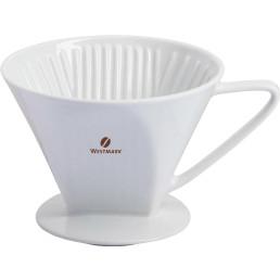 "Kaffeefilter Porzellan""Brasilia"""