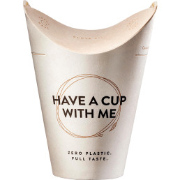 "Kartonbecher ""Taste Cup"" Kartonbecher ""Taste Cup"" 0,3l"