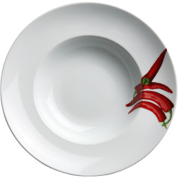 """Pastateller """"Peperoni"""" ø 300 cm rund"""