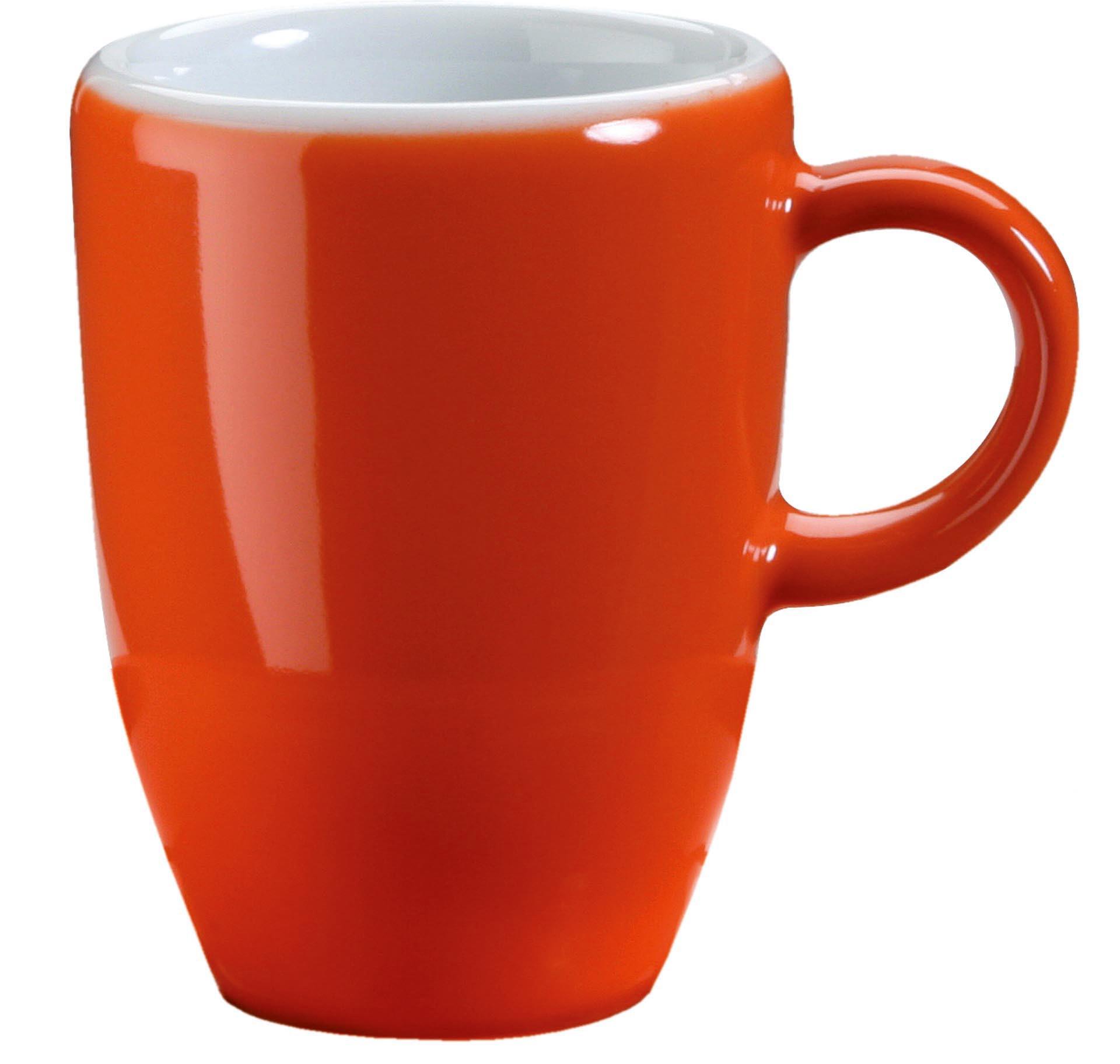 "Espressotasse ""Barista"" orange"