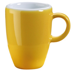 "Espressotasse ""Barista"" gelb"