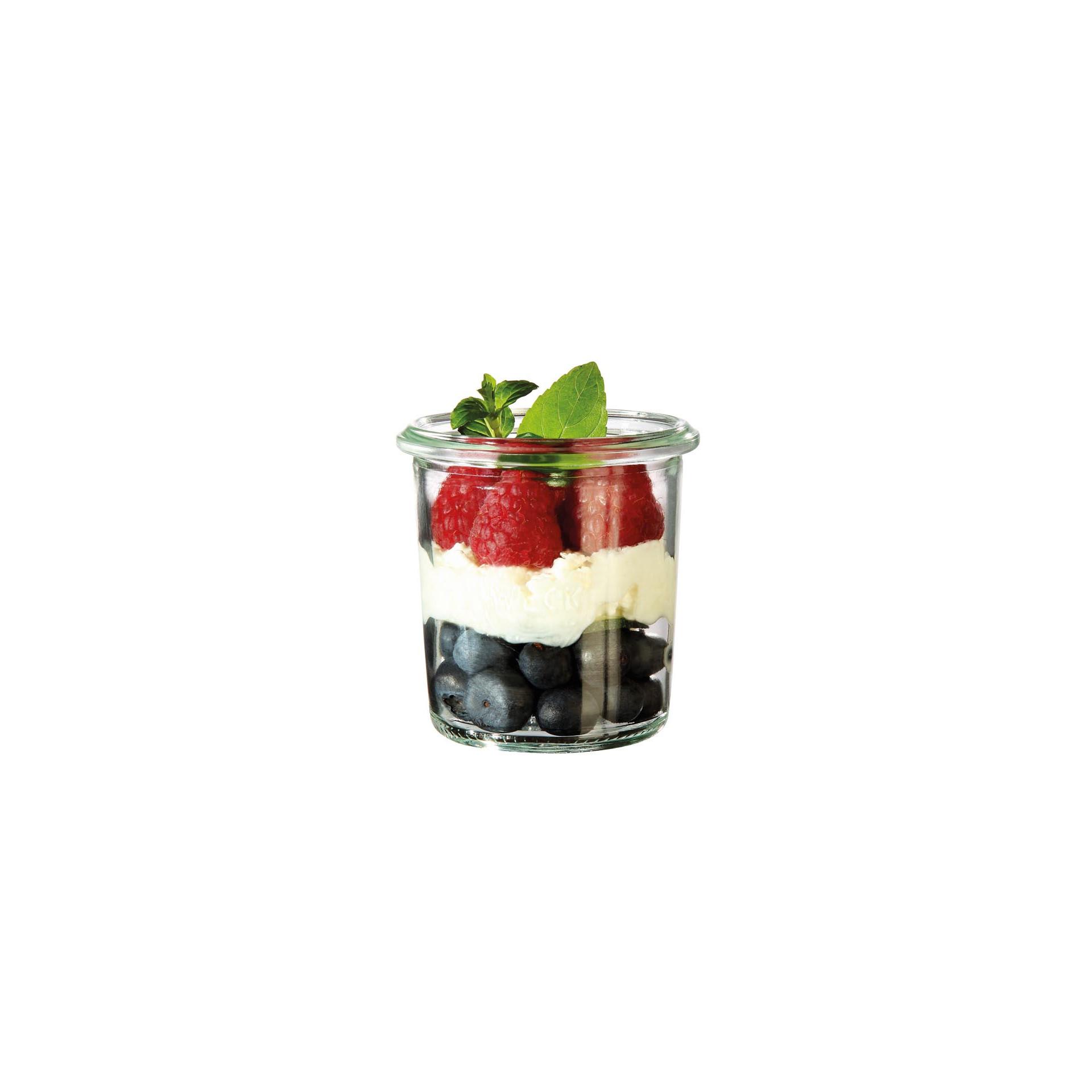 """Weckglas """"Mini-Sturz-Form Hoch"""" 140 ml"""