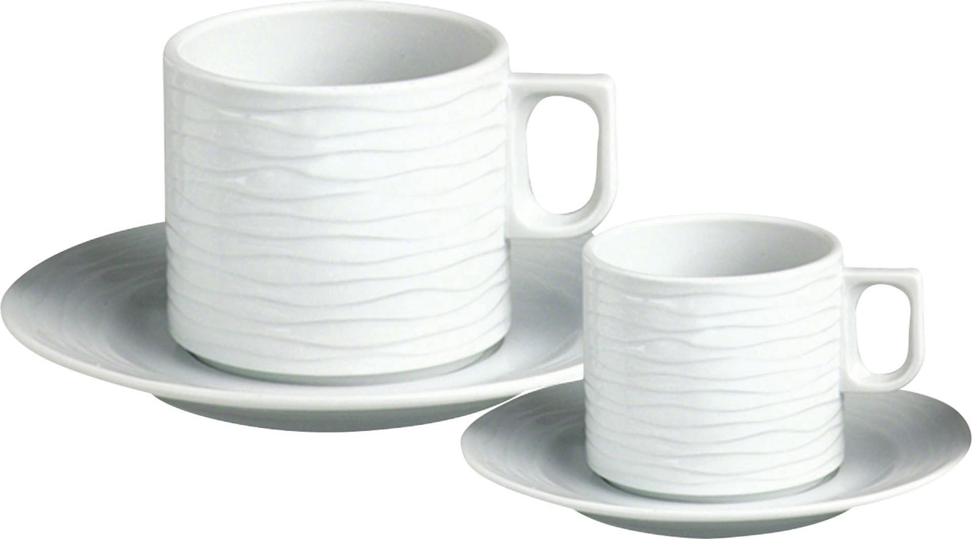 "Tasse obere Kaffee ""curved"""