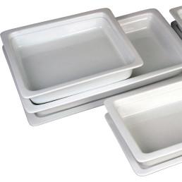 GN-Behälter Porzellan 1/1 65mm tief