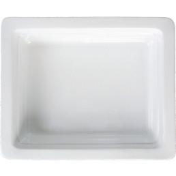 GN-Behälter Porzellan 1/2 65mm tief